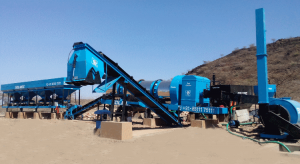 Asphalt Drum Mix Plant, Mobile Asphalt Batch Mix Plant