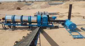 Asphalt Drum Mix Plant 4
