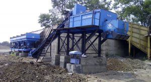 Wet Mix Macadam Plant 2