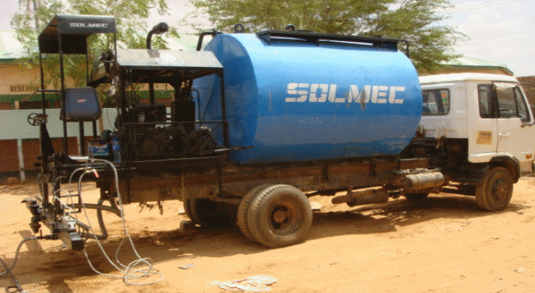 solmec bitumen sprayer 1